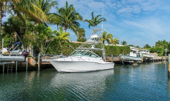 Used Cabo Yachts 35 Express Yacht for Sale