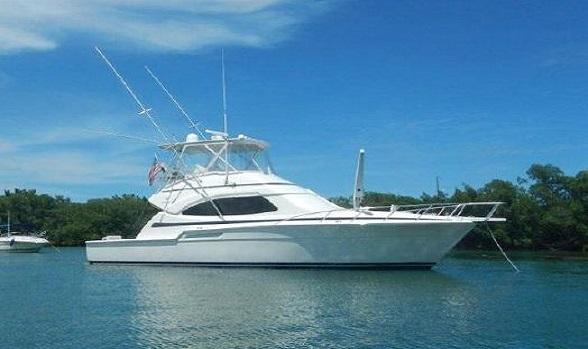45 Bertram Yachts Sport Fishing Convertible for Sale