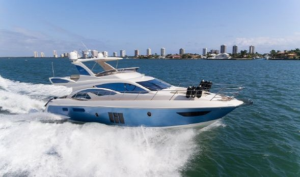 Used Azimut Yachts Flybridge Motor Yacht 60 for Sale