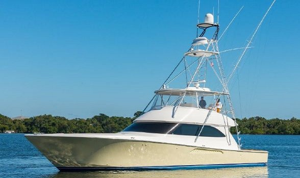60 Viking Yachts Sport Fishing Convertible for Sale