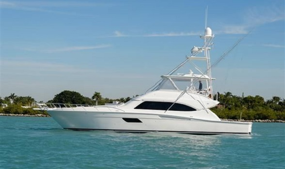 Used bertram yachts for sale