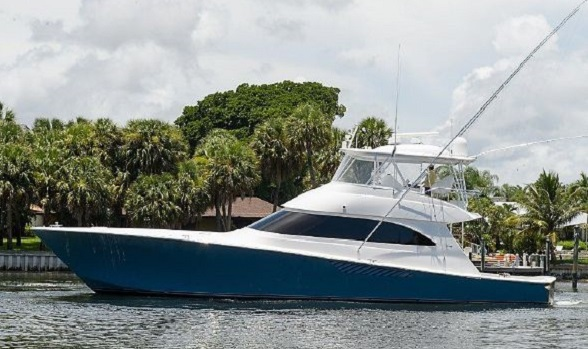 65' Viking Yachts Sport Fishing Convertible Class Boats for Sale