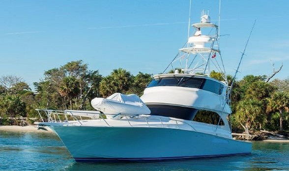 70 Class Viking Yachts Sport Fishing Convertible Used Boats for Sale