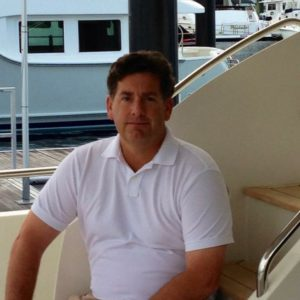 Jim Carro Yacht Broker at Flagler Yachts