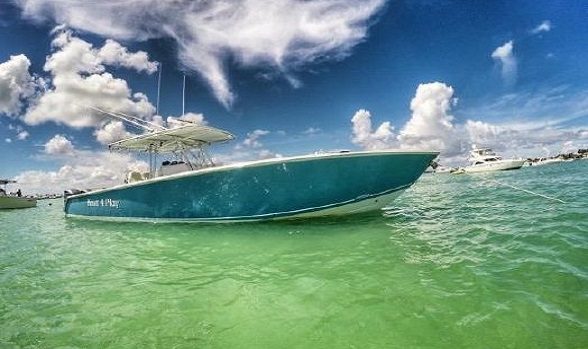 Jupiter Boats for Sale 38 Center Console