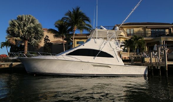 used ocean yachts for sale