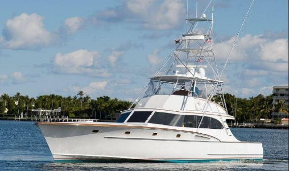 used rybovich yachts for sale