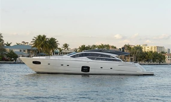 Used Pershing Yachts 82' Class Express Motor Yacht