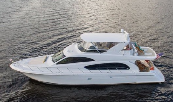 Used Hatteras Yachts for Sale 64 Motor Yacht 2006
