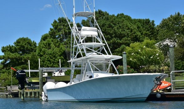 used regulator boats for sale 32' center console images information listings