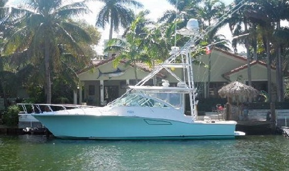 Used Cabo Yachts for Sale 40 Express 40 Convertible