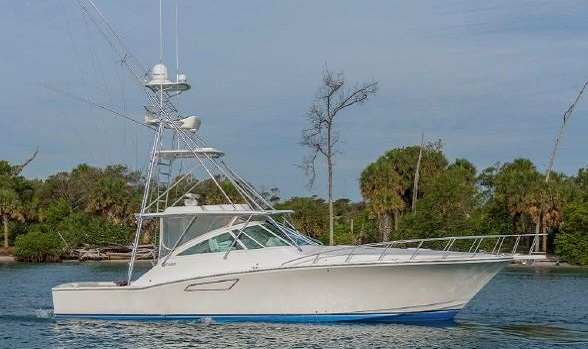 Used Cabo Yachts for Sale 45 Express Boats