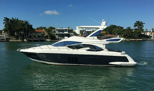 Used Azimut Yachts Motor Yacht 54 Flybridge for Sale
