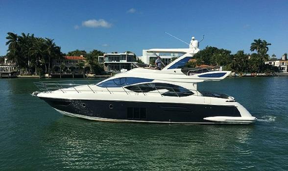 Used Azimut Yachts Motor Yacht 54 Flybridge for Sale