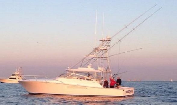 Viking Yachts for Sale Used 45 Express 2003 Sportfish