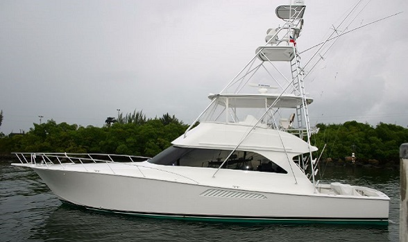 Used Viking Yachts for Sale 56 Convertible Sportfish