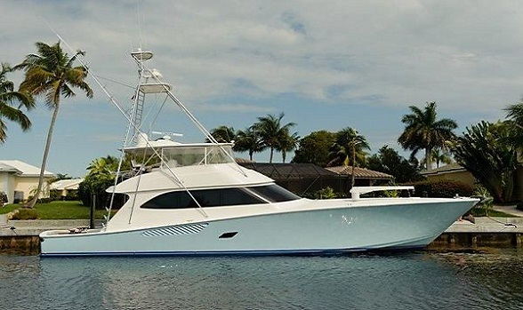 Current Used 82' Class Viking Yachts Convertible Boats for Sale