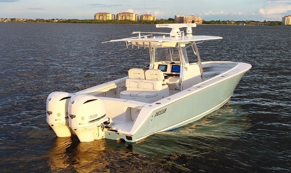 Jupiter Boats for Sale 34 Center Console