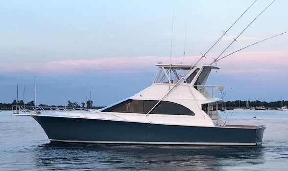 Used Ocean Yachts for Sale 48 Convertible Sportfish