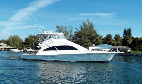 Used 57 Ocean Yachts Super Sport Convertible Sportfish for Sale