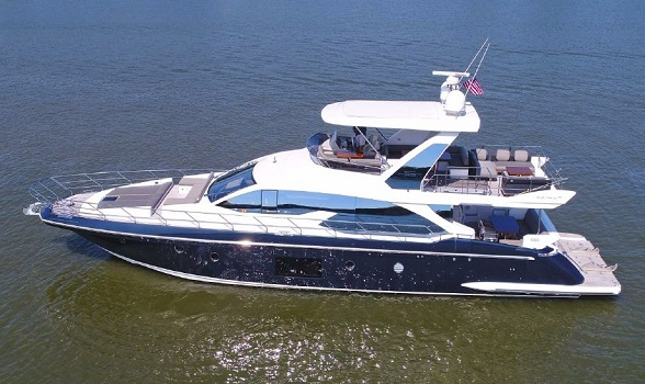 Used Azimut Yachts for Sale 68 Sport Motor Yacht