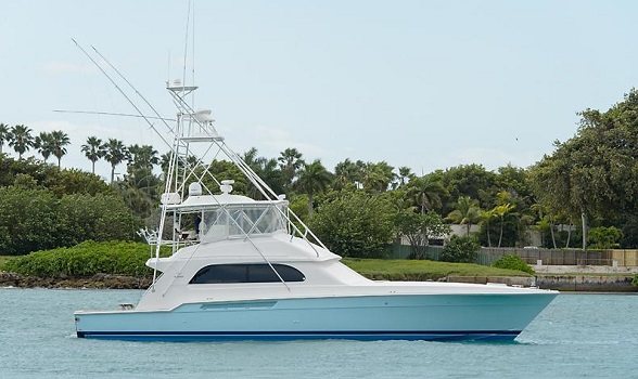 Current Used Bertram Yachts Sportfish yacht Brokers