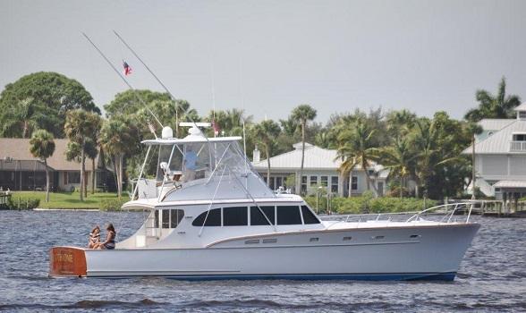 55' Class Rybovich Custom Sportfishing Boats