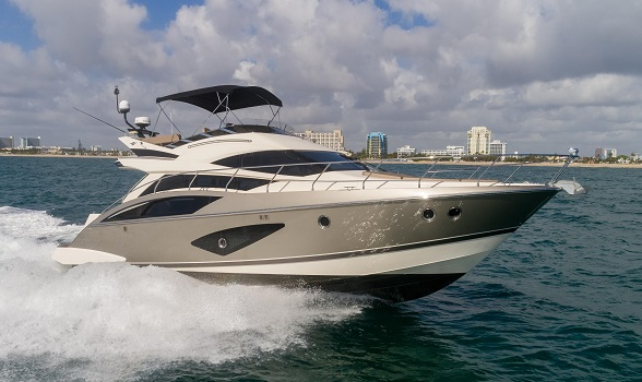 Used Marquis Yachts for Sale 50 Marquis Sport Yacht Info Picture