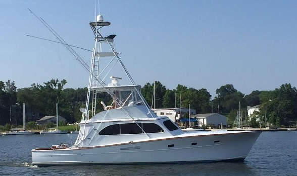 used merritt yachts for sale brokerage sportfish convertible boats merritt 46 yacht brokers flagler yachts