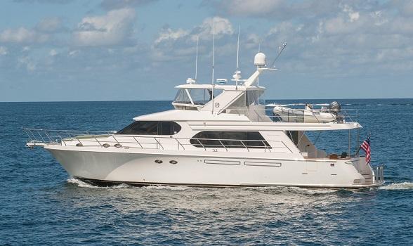 used ocean alexander yachts for sale 65 motor yacht boat brokerage flagler yachts ocean alexander 65 broker