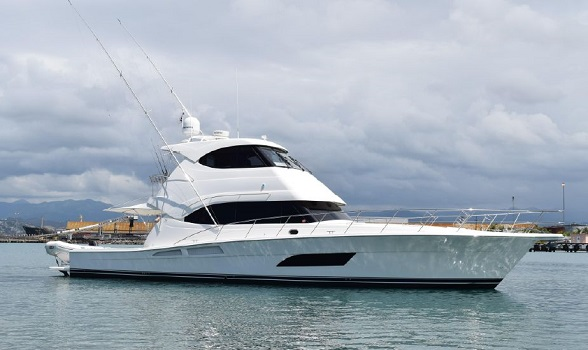 used riviera yachts for sale