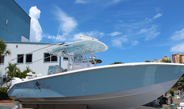 34 Venture Center Console for sale Flagler Yachts