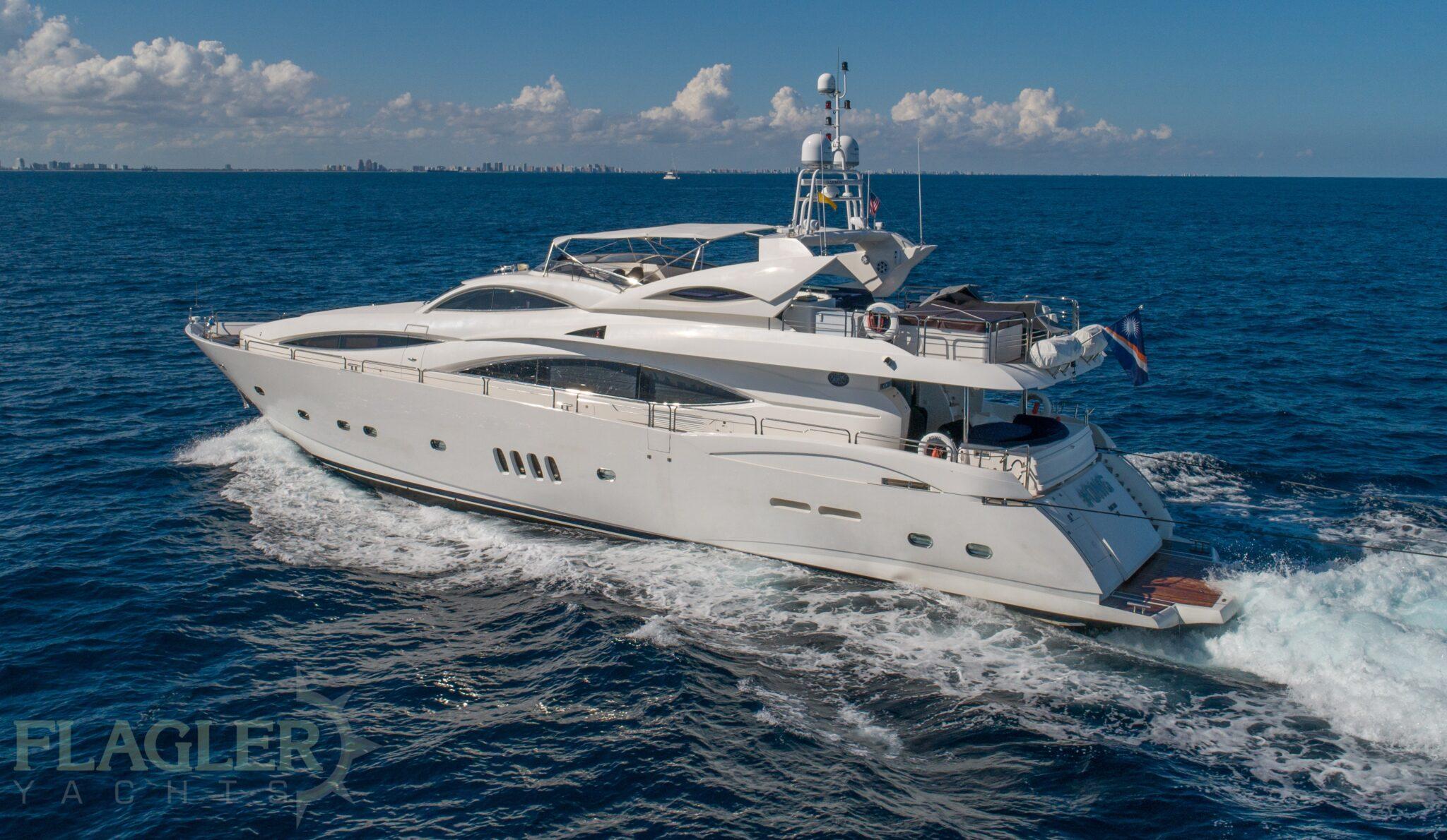 105 Sunseeker Motor Yacht for Sale, Flagler Yachts