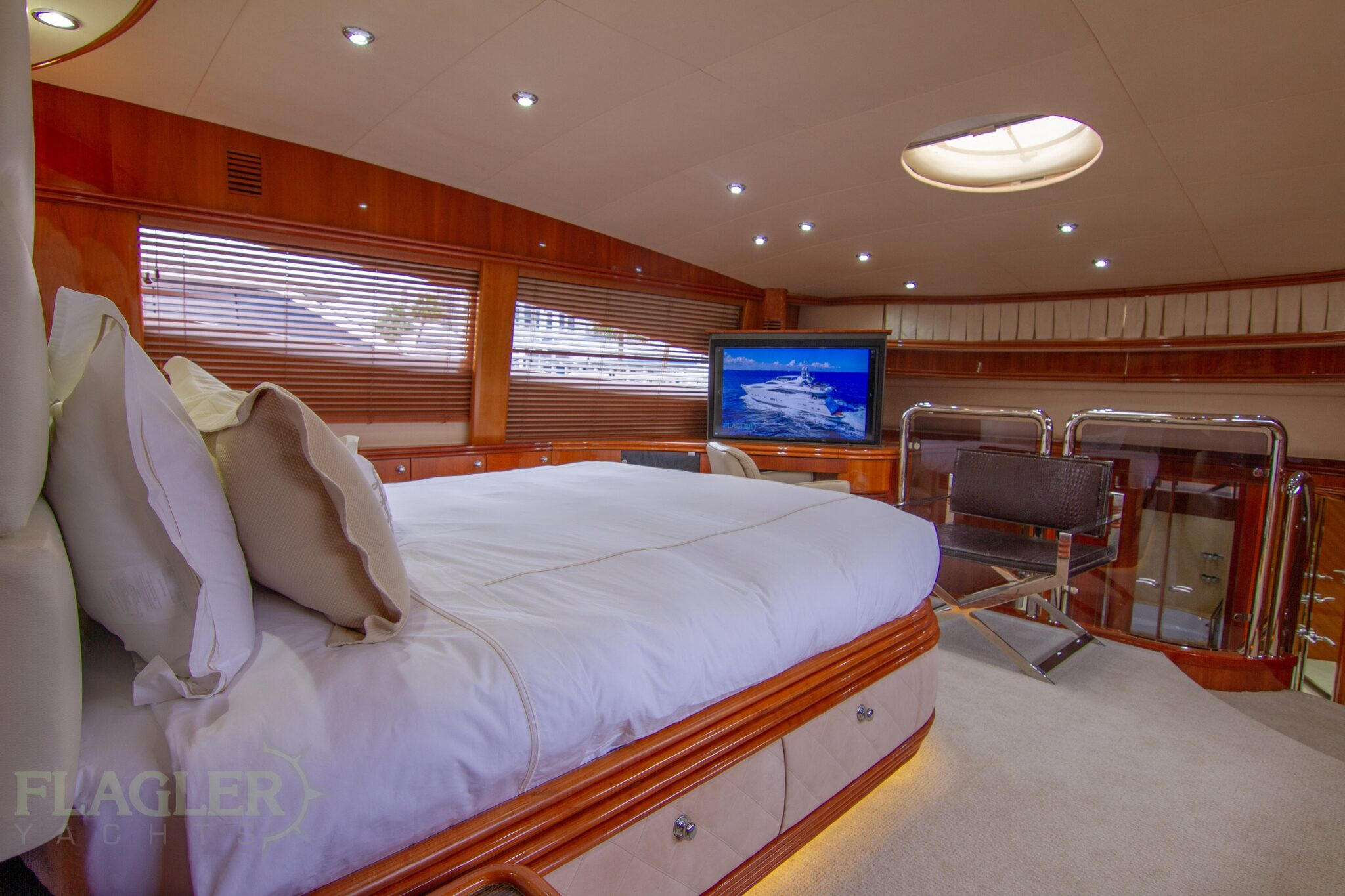 sunseeker 105 yacht for sale flagler yachts used yacht master stateroom