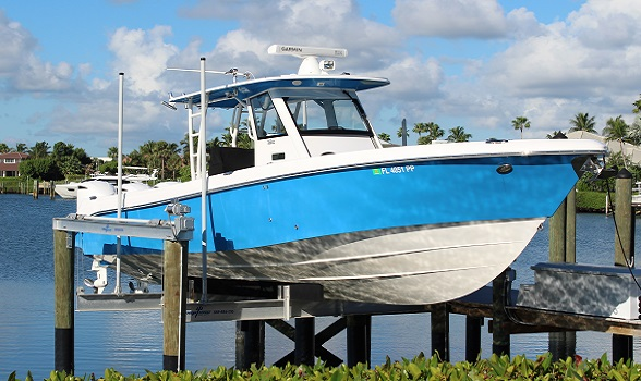 35 everglades 2014 boats for sale flagler yachts 588x350