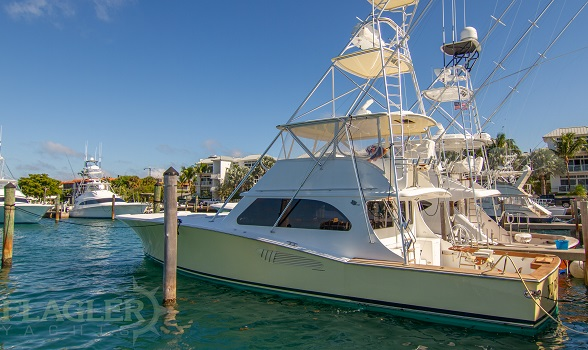 54 vicem sportfish yacht 2005 for sale used convertible flagler yachts