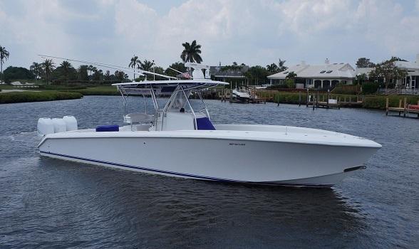 41 bahama center console 2013 for sale flagler yachts