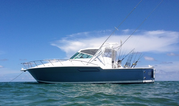 43 tiara yachts 1991 express for sale flagler yachts