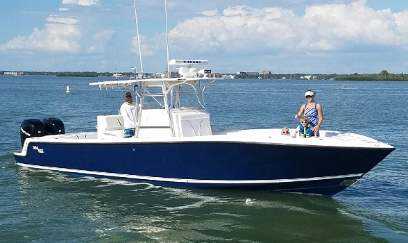 34 seavee for sale 2005 flagler yachts center console