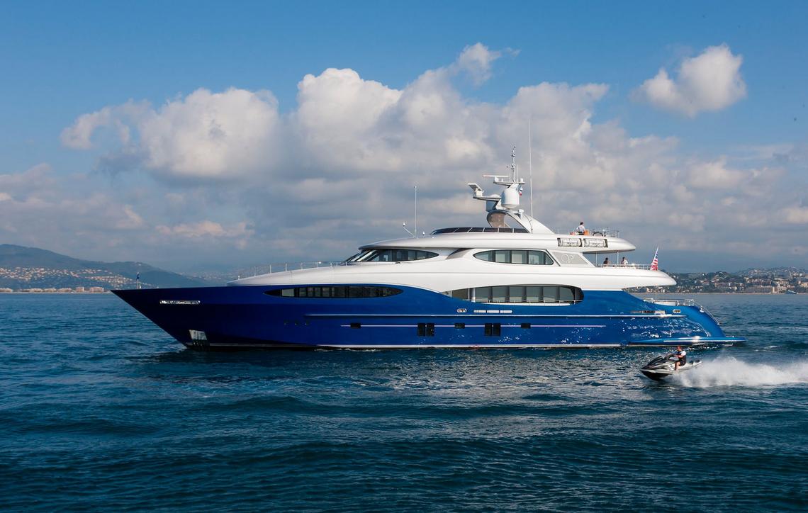 Vicem Yachts 46m Vulcan Series Flagler Yachts