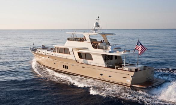 Vicem Yachts 97 Cruiser Mega-Yacht Flagler Yachts