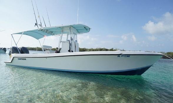 31 Contender Center Console 2005 for sale Flagler Yachts Boat Brokerage