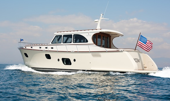 65 Vicem 2020 IPS Classic Custom Motor Yacht Flagler Yachts Profile Picture