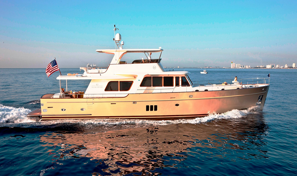 97 vicem cruiser for sale flagler yachts custom motor yacht