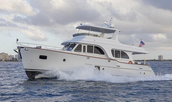 Vicem Yachts 67 Cruiser Flagler Yachts