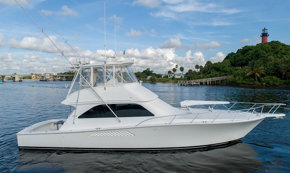 48 viking yachts 2003 convertible sportfish for sale flagler yachts jupiter florida